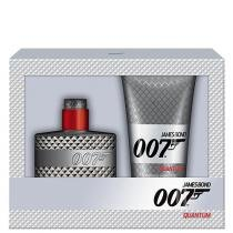 007 Quantum Eau de Toilette James Bond - Kit - Kit Perfume Masculino 50ml + Gel de Banho 150ml