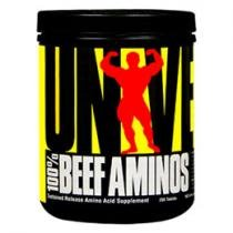 100% Beef Amino 200 Tabletes - Universal Nutrition