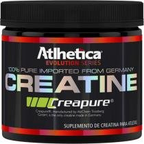 100% Pure Creatine Imported Creapure 300g - Atlhetica Evolution