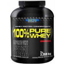 100% Pure Whey 2268g Baunilha
