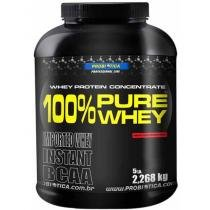 100% Pure Whey 2268g Morango