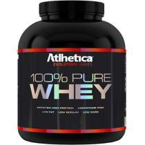 100% Pure Whey Protein 2Kg - Atlhetica Nutrition - Morango