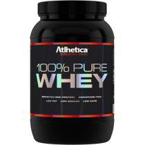 100% Pure Whey Protein 900g - Atlhetica Nutrition - Chocolate