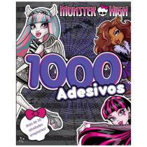 1000 Adesivos Monster High - DCL
