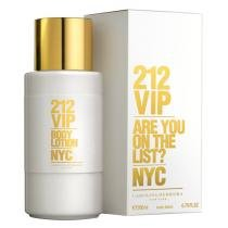 212 Vip Body Lotion Carolina Herrera - 200ml - Loção Corporal