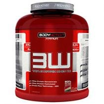 3W Triple Matrix Whey NO 2,4Kg Titanium Séries - Morango - Body Action