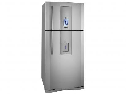 Geladeira/Refrigerador Electrolux Frost Free - 542L Inox c/ Painel Touch Screen DT80X