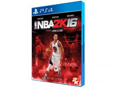NBA 2K16 para PS4 - 2K Games