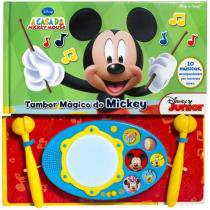 A Casa Do Mickey Mouse Tambor Mágico do Mickey - DCL