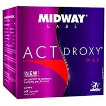 ACT Droxy Way 60 Cápsulas - Midway