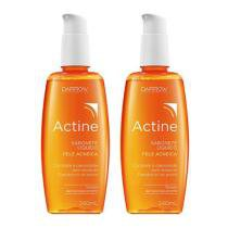 Actine Darrow - 2x 240ml - Kit Sabonete Líquido
