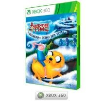 Adventure Time: O Segredo do Reino Sem Nome - para Xbox 360 - Little Orbit