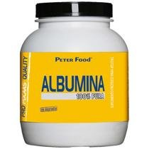 Albumina 100% Pura 400g - Peter Food