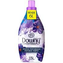 Amaciante Downy 4X Concentrado - Passion - 1,5L