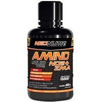 Amino Liquid 36000 NO2 + ZMA 480 ml