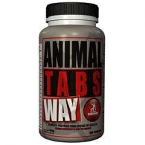 Animal Tabs Way 100 Tabletes