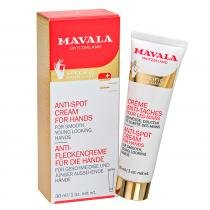Anti - 30ml - Spot Cream for Hands Mavala  Creme Rejuvenescedor para Mãos