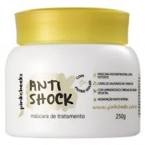 Anti Shock Pink Cheeks - 250g - Máscara de Tratamento