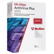 Antivírus Plus - McAfee