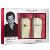 Antonio Banderas Diavolo for Men Coffret - Perfume Masculino Edt 100ml + Pós-Barba