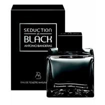 Antonio Banderas Seduction Black Men - Perfume Masculino Eau de toilette 200 ml
