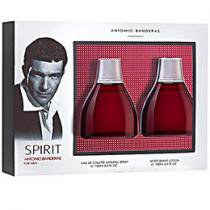 Antonio Banderas Spirit for Men Coffret