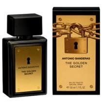 Antonio Banderas The Golden Secret - Perfume Masculino Eau de Toilette 50 ml