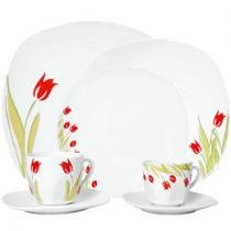 Aparelho de Jantar 42 Peas Porcelana