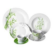 Aparelho de Jantar em Porcelana 42 Peas