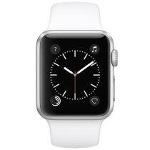 Apple Watch Series 1 38mm Alumínio 8GB Esportiva - Bluetooth Wifi Resistente à respingos de água