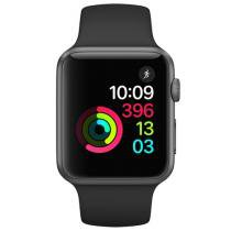 Apple Watch Series 1 42mm Alumínio 8GB Esportiva - Bluetooth Wifi Resistente à respingos de água