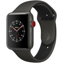Apple Watch Series 3 Edition GPS + Cellular 38mm - Wi-Fi Bluetooth Pulseira Esportiva 16GB