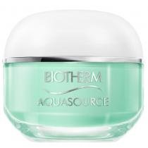Aquasource Gel Biotherm - 50ml - Hidratante Facial para Pele Normal ou Mista