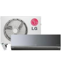 Ar Condicionado Split LG 9.000 BTUs Frio - Libero Art Cool AS-Q092BRZ0 Ionizador Ion Care
