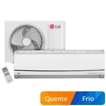Ar Condicionado Split LG Quente/Frio 18.000 BTUs