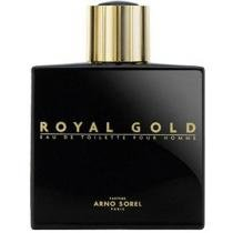 Arno Sorel Royal Gold Perfume Masculino - Eau de Toilette 100ml