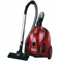 Aspirador de Pó Black&Decker 1400W com Filtro HEPA - Power Cleaning A4V
