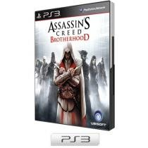 Assassins Creed Brotherhood para PS3 - Ubisoft