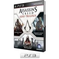 Assassins Creed: Ezio Trilogy p/ PS3 - Ubisoft