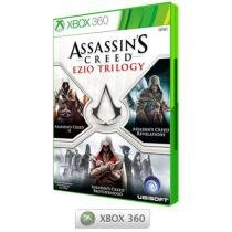 Assassins Creed: Ezio Trilogy para Xbox 360 - Ubisoft