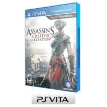 Assassins Creed III: Liberation p/ PS Vita