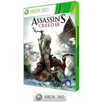 Assassins Creed III p/ Xbox 360 - Ubisoft