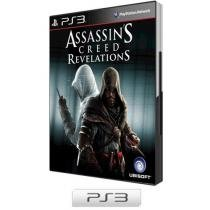 Assassins Creed Revelations para PS3