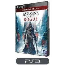 Assassins Creed Rogue - Signature Edition para PS3 - Ubisoft