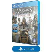 Assassins Creed Syndicate para PS4 - Ubisoft