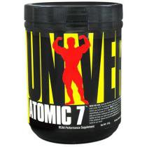 Atomic 7 BCAA 412g Limão - Universal Nutrition