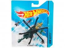 Avião Skybusters Hot Wheels Air Grabber 2100 - Mattel