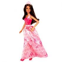 Barbie Fairytale Magic Princesa Rosa - Mattel