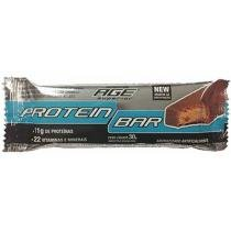 Barra de Proteína Protein Bar Age Outside 30g - Amendoin - Nutrilatina