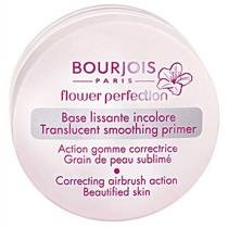 Base Facial Flower Perfection Primer - Cor Translúcido - Bourjois